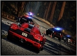 Screen,	Need for Speed Hot Pursuit, PS3